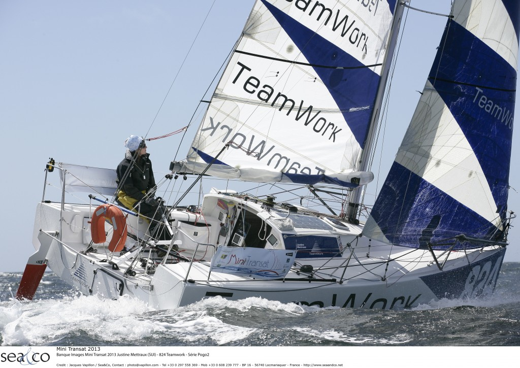 The Mini Transat Returns to Lanzarote