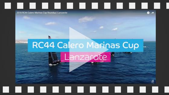 RC44 Calero Marinas Cup