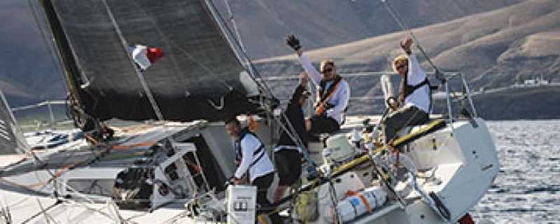 La RORC Transatlantic Race mantiene su apuesta en Marina Lanzarote