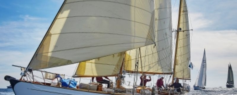 PANERAI TRANSAT CLASSIQUE SAIL OUT FROM MARINA LANZAROTE