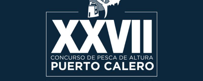 XXVII CONCURSO DE PESCA DE ALTURA PUERTO CALERO