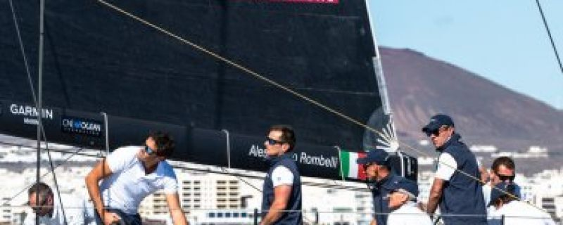 Rombelli To The Melges 40 Front in Lanzarote