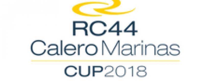 RC44 CALERO MARINAS CUP 2018
