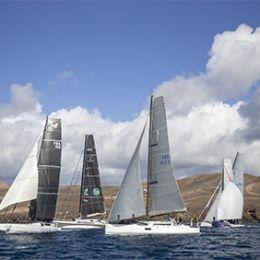 The RORC Transatlantic Race kickstarts Lanzarote's offshore racing calendar