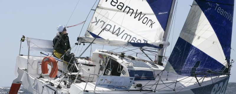 La Mini Transat regresa a Lanzarote