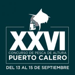 XXVI CONCURSO DE PESCA DE ALTURA  PUERTO CALERO