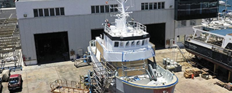 """REFIT IN MARINA LANZAROTE RECEIVES """"FIRST-CLASS"""" VERDICT FROM OWNER."""