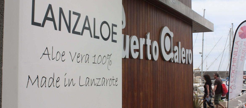Lanzaloe puerto calero