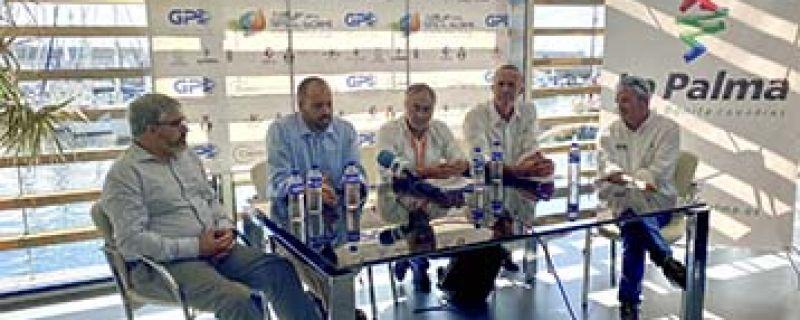 EL RALLYE ILES DU SOLEIL REPITE EN MARINA LA PALMA CON RÉCORD DE EMBARCACIONES
